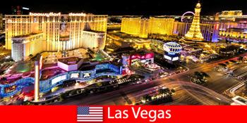Сліпучий ігровий рай в Лас-Вегасі США для гостей з усього світу