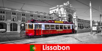 Лісабон в Португалії туристи знають вас як біле місто на Атлантичному океані