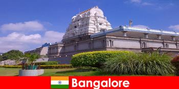 Таємничі і чудові храмові комплекси Бангалору