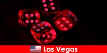 Подорож у світ сяючих тисяч ігор в Лас-Вегасі Сполучені Штати