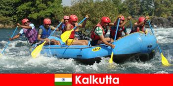 Дешева поїздка для активних спортсменів в Калькутті, Індія