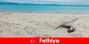 Відпочинок для туристів на Турецькій Рив'єрі Фетхіє