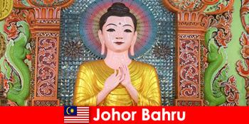 Святкові пакети та культурні екскурсії для туристів до Джогор Бахру Малайзія