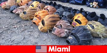 Відпочинок мрії для мандрівників в спортивні парки Майамі США
