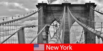 Спонтанна поїздка за кордон до світового мегаполісу Нью-Йорк США