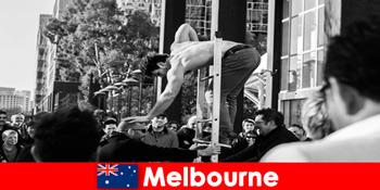 Мистецтво і культура для творчих відпочиваючих в Мельбурні Австралії