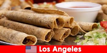 Іноземних відвідувачів може очікувати універсальна кулінарна подія в кращих ресторанах Лос-Анджелеса США
