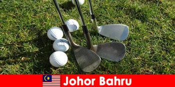 Інсайдерська порада – Johor Bahru Malaysia має безліч чудових полів для гольфу для активних туристів