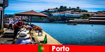 Місце для коротких перерв у чудових рибних ресторанах порту Порту Португалія