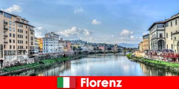 Флоренція Італія Бренди місто для багатьох незнайомців