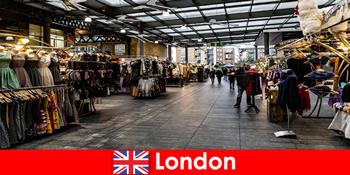 Лондон Англія – верхня адреса для шопінг-туристів