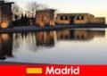 Популярне місце для екскурсій в Мадрид Іспанія для європейських студентів