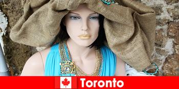 Відвідувачі знайдуть всілякі химерні магазини в космополітичному центрі Торонто Канада