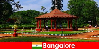 Туристів з-за кордону можна очікувати чудових поїздок на човні і великих садів в Бангалорі Індії