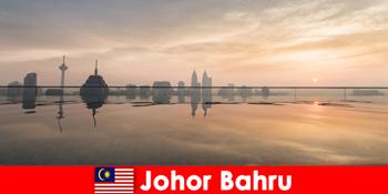 Бронюйте бронювання готелів для відпочиваючих у Johor Bahru Malaysia завжди в центрі міста