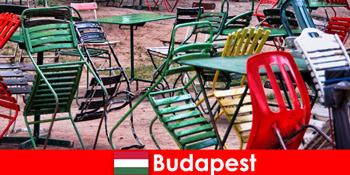 Цікаві бістро, бари і ресторани чекають мандрівників в красивому Будапешті Угорщина